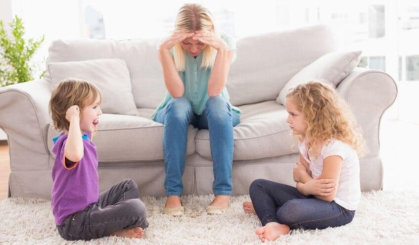 Kinder, Trennung und der Narzisst